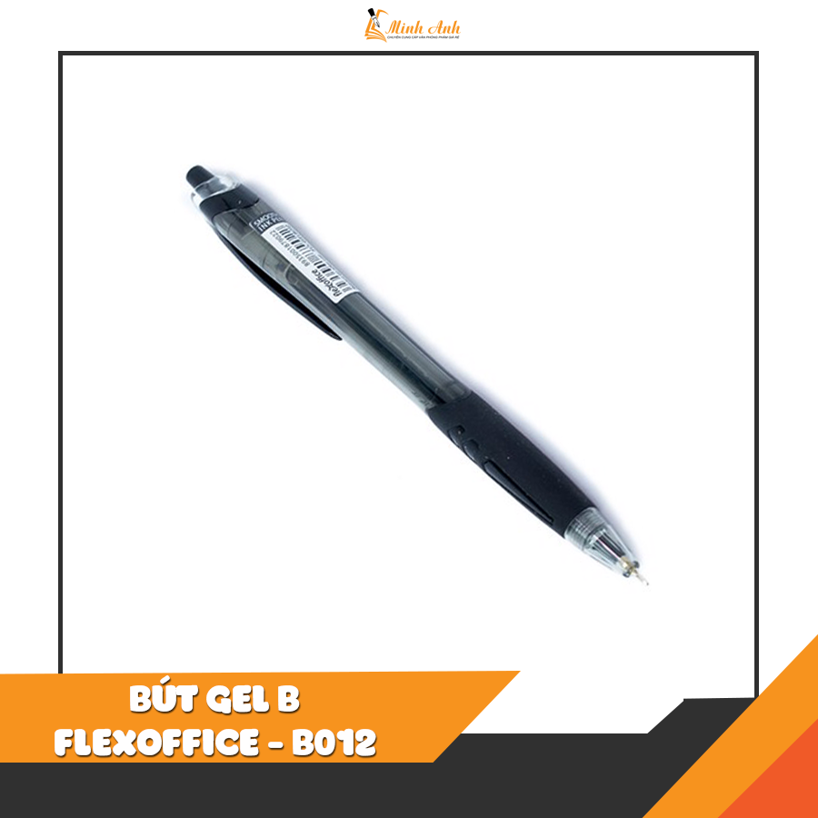 Bút Gel B Flexoffice FO-GEL-B012