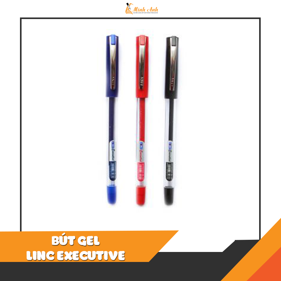 Bút Gel Linc Executive